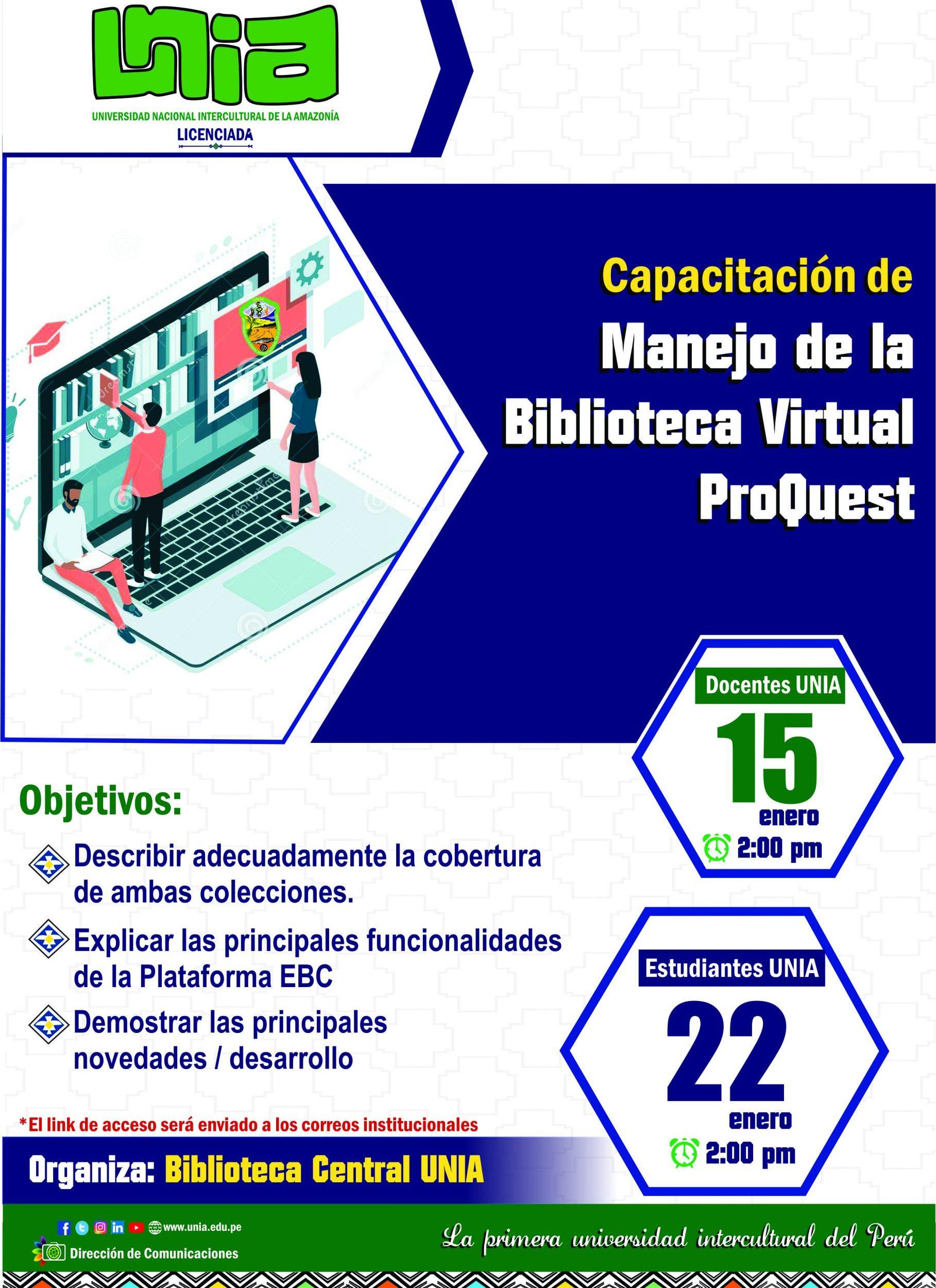 15 enero capacitacion biblioteca central