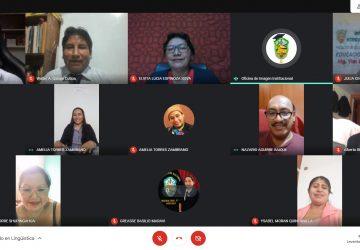 Clausura  Diplomado en Lingüística para la Educación Intercultural Bilingüe