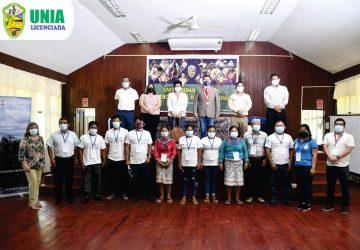 UNIA participa de programa de formación tecnológica de manejo pesquero, organizado por el Gobierno Regional de Ucayali, Cite Pesquero Amazoníco Pucallpa, USAID